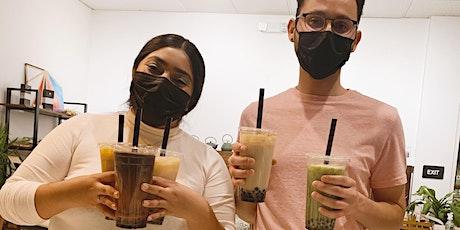DIY Boba Milk Tea Class tickets