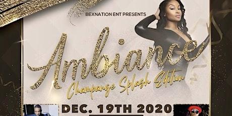 "AMBIANCE DAY RAVE""Champagne Splash Edition!"" tickets"