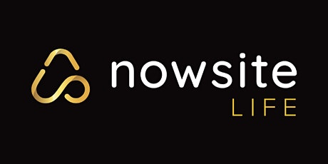 """Présentation """"NOWSITE LIFE"""" billets"""
