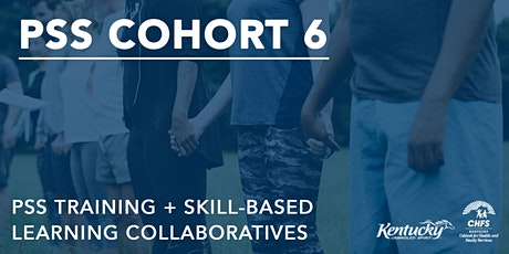 Cohort 6: PSS Training + Skill-Based Learning Collaboratives tickets