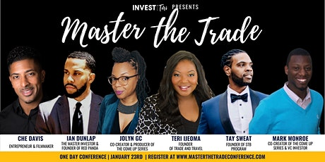 Master The Trade: Master Your Money and Mindset For Investing in 2021 tickets