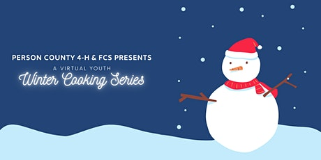 Virtual 4-H Winter Cooking Series tickets