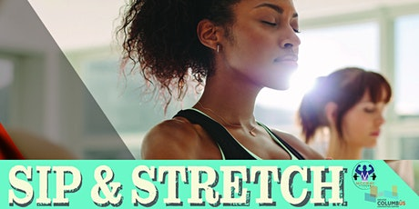 Sip & Stretch Yoga with McCray Fitness tickets