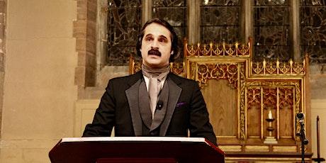 Virtual Event: An Evening with Edgar Allan Poe tickets