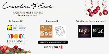 Carolina East Christmas Special tickets