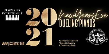NYE Dueling Pianos tickets