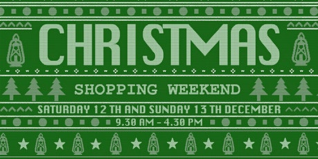 Christmas Shopping Weekend at The Old Bath House tickets