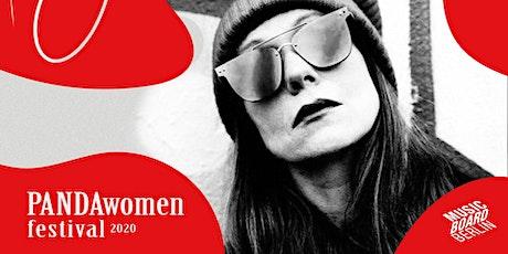ONLINE: Svetlana Ben & Ulitsa Mira (Minsk/Belarus) | #PANDAwomen Tickets