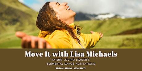 Move It! Elemental Dance Activation Jan 7 tickets