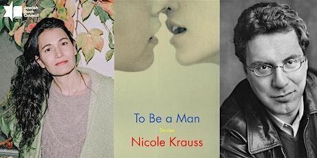 Nicole Krauss in Conversation with Jeremy Dauber tickets