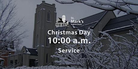 Christmas Day 10:00 a.m. Service | St. Mark's, Orangeville tickets