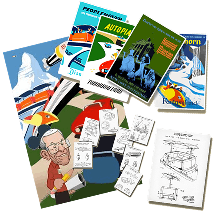 POSTPONED - Designing Magic -Bob Gurr - No Official Date Set due to COVID image