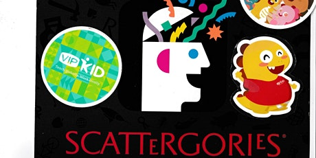 VIPKID Scattergories Game Day! tickets