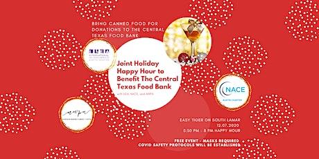 ILEA, NACE & AWPA: Joint Holiday Happy Hour - benefiting Cen. TX Food Bank tickets