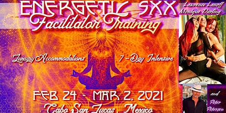 Energetic Sxx Facilitator Training w/ Lawrence, Monique & Peter tickets