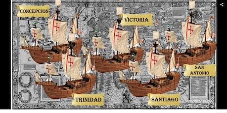 La Circunnavegación. Sevilla Y Magallanes entradas