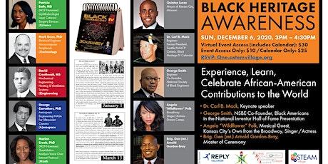 aSTEAM Village NSBE Jr. Black Heritage Awareness Celebration tickets