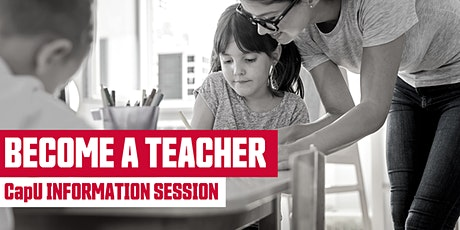 SFU Professional Development Program - CapilanoU Information Session tickets