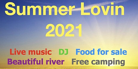 Summer Lovin 2021 tickets