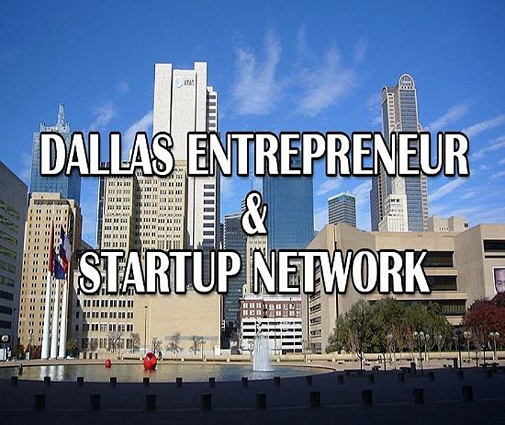 Dallas Big Business Tech and Entrepreneur Professional Networking Soriee image