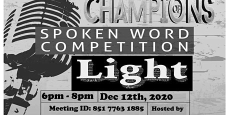 The First Annual Champions Of Light tickets