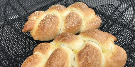 Internet Baking Series - Challah Bread with Bill the Baker tickets