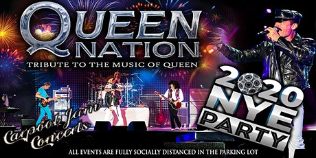 Queen Nation on New Years Eve - Drive In Concert at The Canyon Montclair tickets