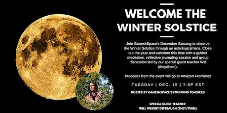 December Satsang: Winter Solstice tickets