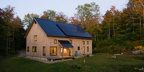 Vermont's Greenest Homes Virtual Tour tickets