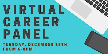 Virtual Career Panel with  AUTM & IBM entradas