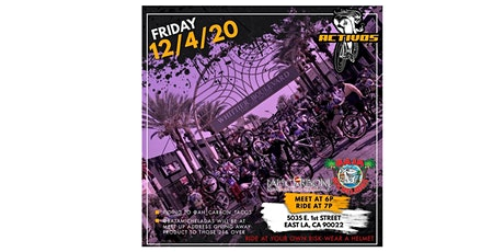 Friday Night All Bike Rideout tickets
