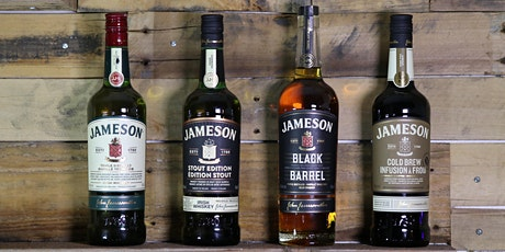 Jameson Virtual Irish Whiskey Tasting tickets