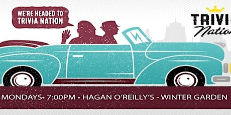 Trivia Nation at Hagan O'Reilly's $100 in prizes up for grabs! tickets