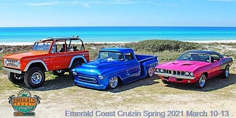 Emerald Coast Cruizin' Spring 2021 tickets