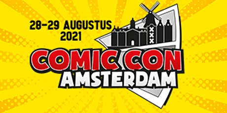 Comic Con Amsterdam tickets