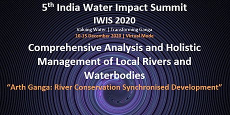 India Water Impact Summit 2020 tickets