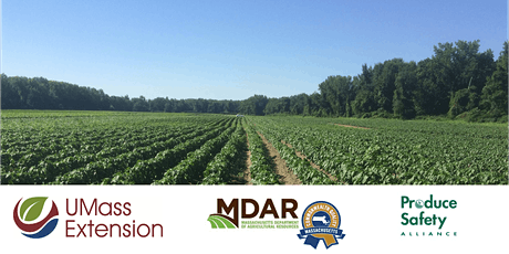 UMass Produce Safety Alliance Grower Training - February 2021 tickets