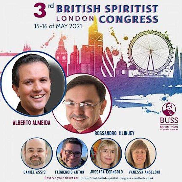 3rd BRITISH SPIRITIST CONGRESS - CANCELED image