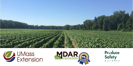 UMass Produce Safety Alliance Grower Training - January 2021 tickets