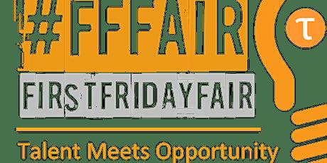 #Data #FirstFridayFair Virtual Job Fair / Career Expo Event #Raleigh tickets