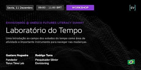 Workshop | Laboratório do Tempo ingressos