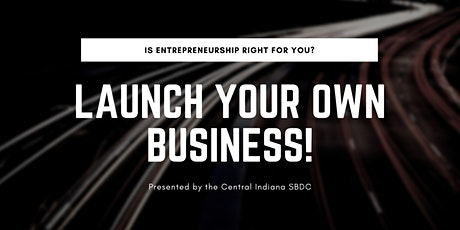 VIRTUAL Launch Your Own Business Workshop tickets