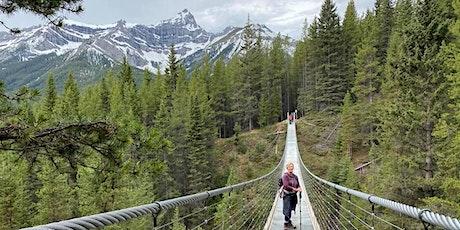 Blackshale suspension bridge and Black Prince  Trail (Warspite Lake) tickets