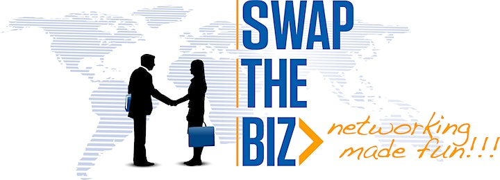 Swap The Biz Business Networking Event - 2nd Thurs, NYC image
