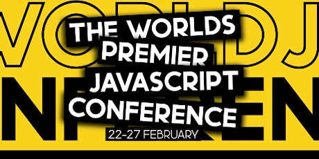 JS World Conference Workshops tickets