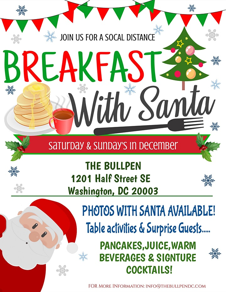 Brunch with Santa image