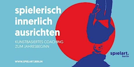 Kunstbasiertes Coaching zum Jahresbeginn Tickets