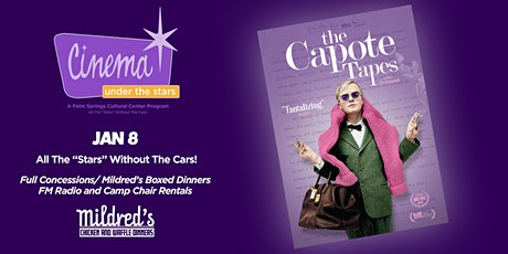 THE CAPOTE TAPES tickets