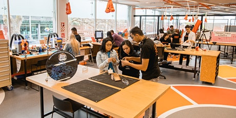 Free for All Maker Space Workshop- Technicians of School of Environment tickets