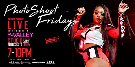 PhotoShoot Fridays tickets